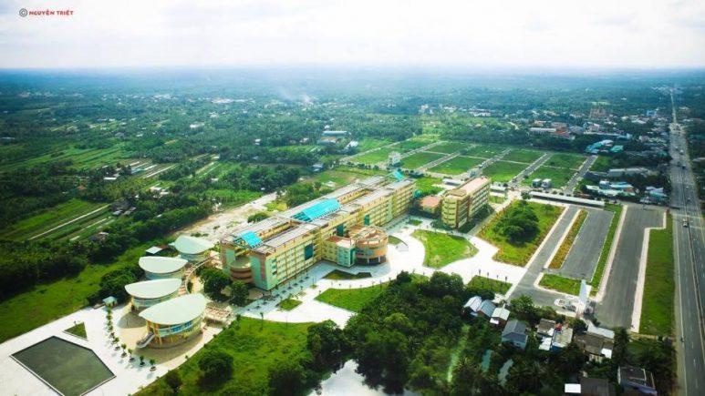 Khu dân cư đại học Tiền Giang