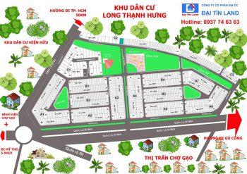 Dự án khu dân cư Long Thạnh Hưng